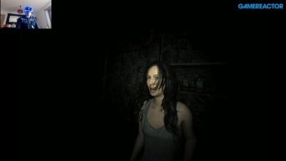 Uma Hora com Resident Evil 7: Biohazard