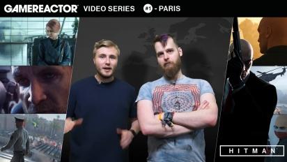 Entrevista Hitman - Capítulo 1: Paris