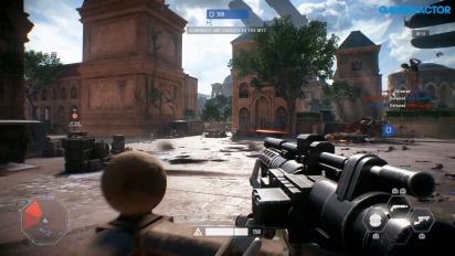 Star Wars Battlefront II - Jogabilidade da Beta