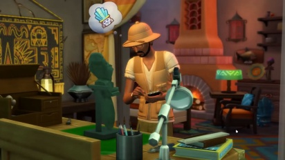 The Sims 4 Jungle Adventure - Official Trailer