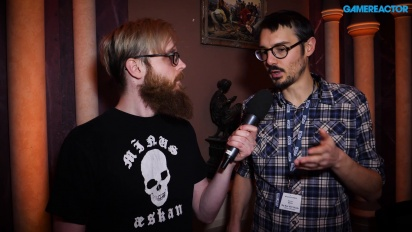 The Council - Sylvain Sechi Interview