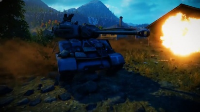 World of Tanks – Mercenaries Update– Official Teaser Trailer