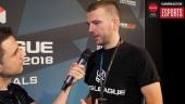 Pro Evolution Soccer 2019 - Lennart Bobzien Interview