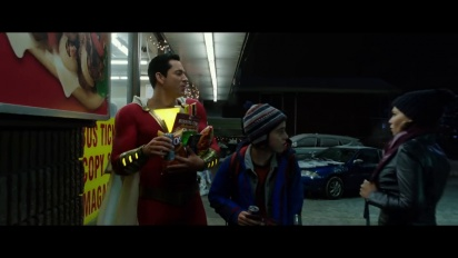 SHAZAM! - Official Teaser Trailer