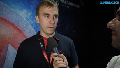 World of Warships: Legends - Danny Volkov Interview