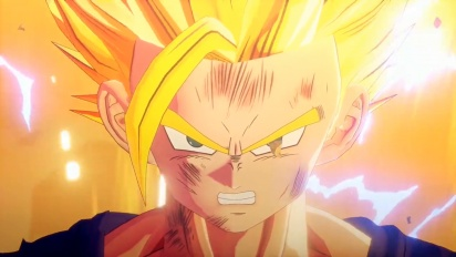 Dragon Ball Z: Kakarot - Cell Saga Trailer
