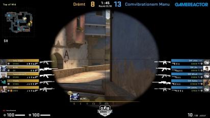 OMEN by HP Liga - Comvibrationem Manu vs Drémt  on Mirage.