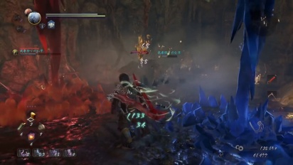 Nioh 2 - Developer Gameplay Trailer - PS4