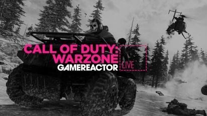 Call of Duty: Warzone - Console Livestream