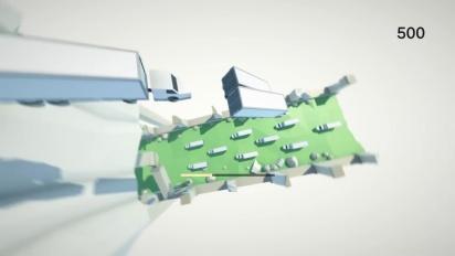 Clustertruck - New gameplay trailer