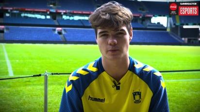 Brøndby Esports - Marcus 'Expectsporting' Jørgensen Interview