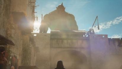 Extinction - Features Trailer