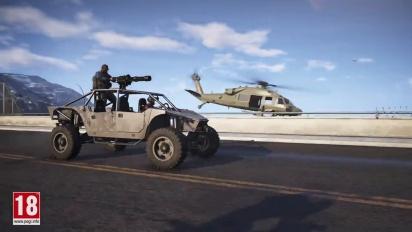 Trailer de Fim de Semana Gratuito de Ghost Recon Wildlands