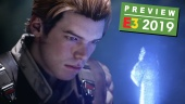 Star Wars Jedi: Fallen Order - E3 Preview