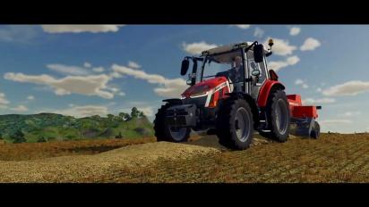 Farming Simulator 22 - First Gameplay Trailer