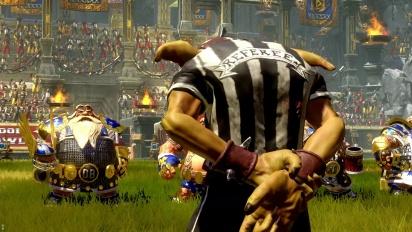 Blood Bowl 2 - Dark Elves Gameplay Trailer