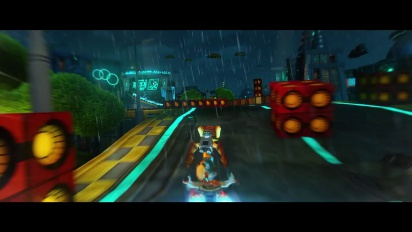 Ratchet & Clank - Paris Games Week 2015 Trailer