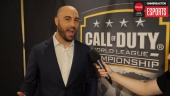 COD Champs 2017 – Clint 'Maven' Evans Interview