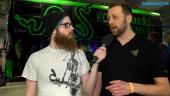 Razer - Thomas Nielsen Copenhagen Games 2018 Interview