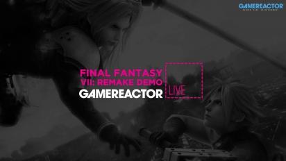 Final Fantasy VII: Remake - Demo Livestream Replay
