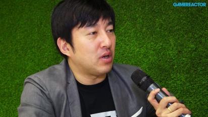 Gamelab 2015 - Entrevista Goichi 'Suda51'