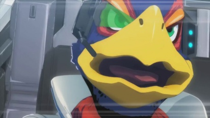 Star Fox Zero - The Battle Begins Anime Teaser Trailer