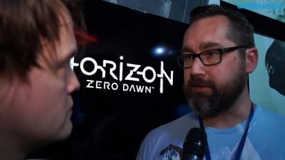 Horizon: Zero Dawn - Entrevista David Ford