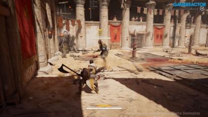 Assassin's Creed: Origins - Jogabilidade Exclusiva 2