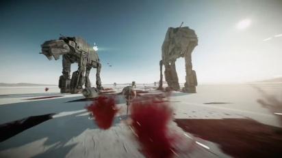Star Wars Battlefront II - The Last Jedi Season Trailer