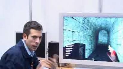 Leipzig 06: Dark Messiah presentation