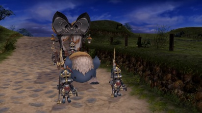 Final Fantasy Crystal Chronicles Remastered Edition - Nintendo Direct Announcement