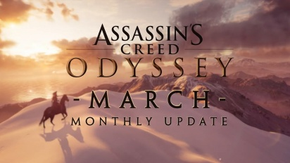 Assassin's Creed Odyssey - March Monthly Update