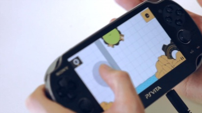 Sound Shapes - Level Editor Feature