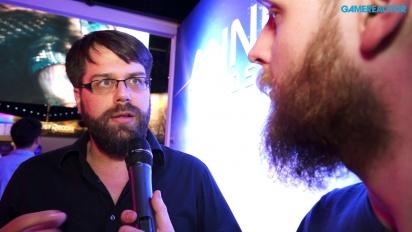 Anno 2205 - Entrevista Dirk Riegert