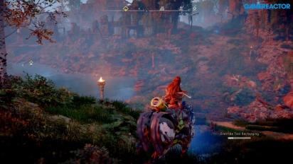 Horizon: Zero Dawn - 20 minutos de PS4 Pro em 1080p