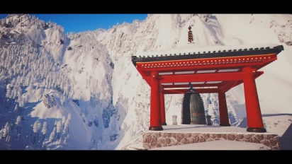 Steep: Road To The Olympics - Japan Gameplay Trailer