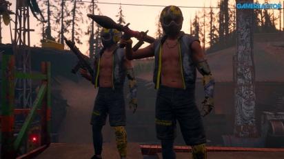 Far Cry: New Dawn - Conquista de um Outpost em co-op