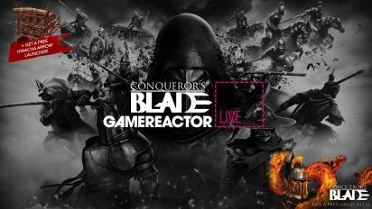 Conqueror's Blade - Season 1 'Seize the Crown' Livestream Replay