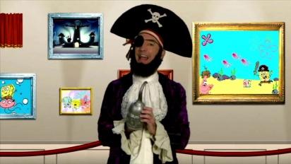 Spongebob Squiggle Pants - uDraw Tutorial Trailer