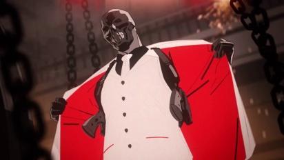Batman: Arkham Origins Blackgate - Choose Your World - Gameplay Walkthrough