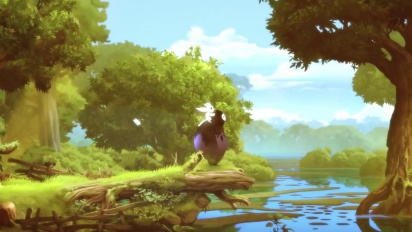 Ori and the Blind Forrest - TGS Prologue Trailer