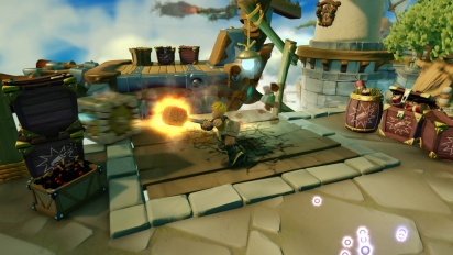 Skylanders Imaginators - Barbella Gameplay