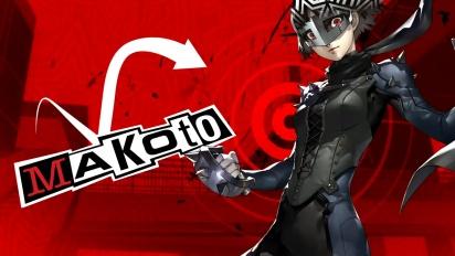 Persona 5 - Introducing Makoto Niijima