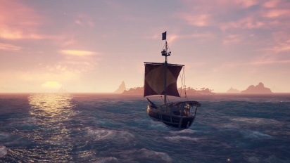 Sea of Thieves - Release Date Announce