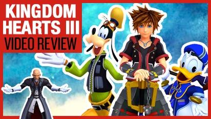 Kingdom Hearts III - Análise em Vídeo