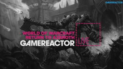 World of Warcraft - Livestream Replay