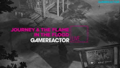 GRTV Repetição: Journey & The Flame in the Flood