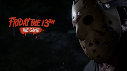 Friday the 13th: The Game - Gameplay Cabin Exploration