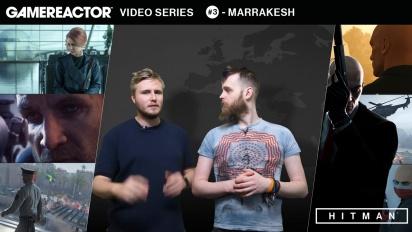 Hitman Season 1 Interview Series - Chapter 3: Marrakesh