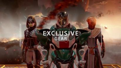 Destiny 2 - PlayStation Exclusive Content Trailer